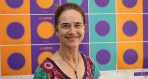 Fabienne Lorong, directrice du Carreau-Scène nationale de Forbach<p>« <em>Je veille à ce que nos spectacles soient accessibles au public français et allemand</em> »</p>