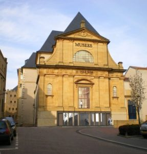 musée de la Cour d'Or