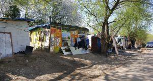 Metz ouvre aux Roms un bidonville urbanisé