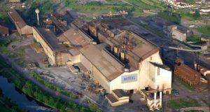 L'aciérie de Gandrange plombe toujours le paysage