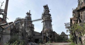 La Moselle confrontée à la déconstruction des vestiges de la sidérurgie