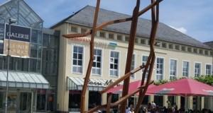 Julia Hennings, adjointe à la Culture de la Ville de Sarrelouis<p>« <em>Le but de Sarrelouis est de se faire remarquer</em> »</p>