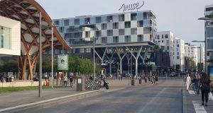 A Metz, Muse s'inspire des arts et de la mixité