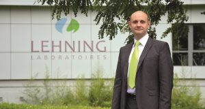 Stéphane Lehning, entrepreneur de l'année dans l'Est, chantre de l'intelligence végétale