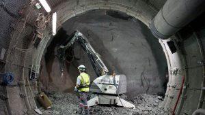 travaux souterrains