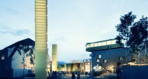 Metz Métropole érige Bliiida en totem du «Art&Tech»