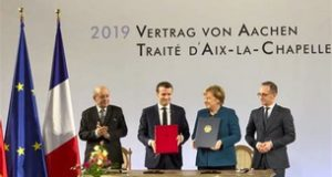 Le traité d'Aix-la-Chapelle veut doper l'emploi et la formation