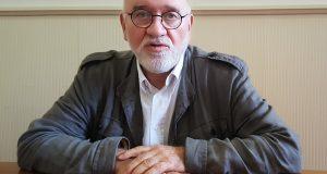 Oreste Sacchelli, président du Pôle de l'image de Villerupt<p>« <em>Villerupt est l'un des festivals italiens les plus importants d'Europe</em> »</p>