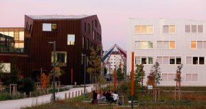 A Nancy, le campus Artem rajeunit l'ancien quartier des casernes