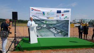 Inauguration Metex Noovista