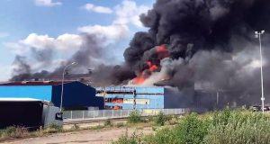 En Moselle, Manoir industries reconstruira sa forge brûlée