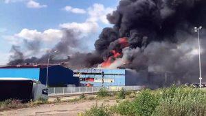 Incendie Manoir industries
