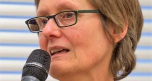 Sigrid Jost, cofondatrice du Saarländisches Filmbüro<p>« <em>Le film raconte mieux que le livre l'industrie lourde de la Grande Région</em> »</p>