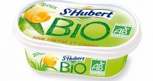 St Hubert intègre 70% de carton dans ses pots de margarine