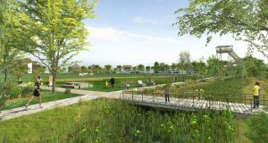 A Metz, le gel du Parc du Technopole ouvre une phase de questionnement