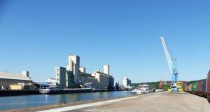 Le groupement CNFR, capitaine transitoire des ports lorrains
