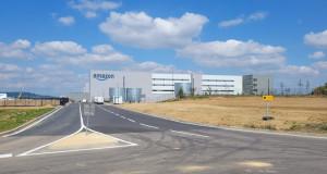 Amazon poursuit la couverture logistique de l'Hexagone avec un nouveau méga entrepôt